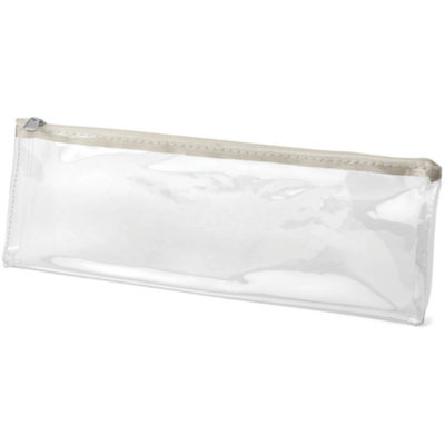 The 30cm PVC Pencil Case is a clear rectangular shape.