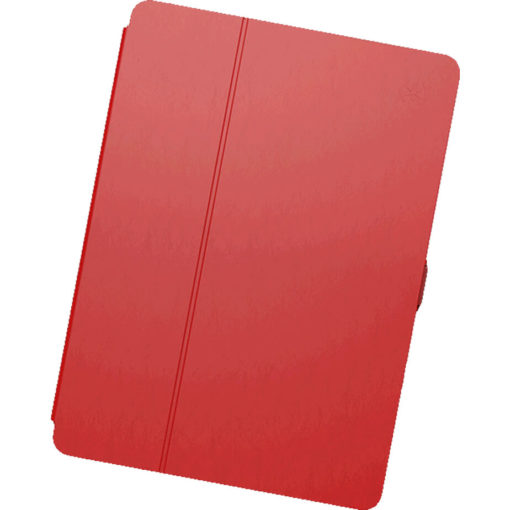 The Speck Balance Folio Case in the colour red is scratch resistant, with s slim design and has been drop tested.