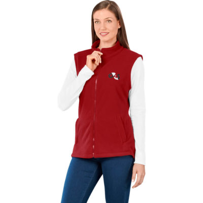 The Ladies Yukon Micro Fleece Bodywarmer is made from 240 g/m², 100% polyester micro fleece material.