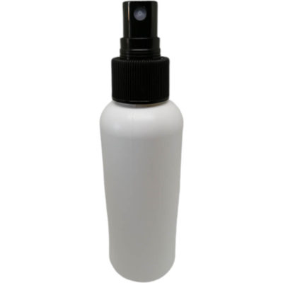 The 100ml Spray Liquid Hand Sanitiser is a waterless alcohol basid liquid hand sanitiser in a plastic bottle with spray nozzle