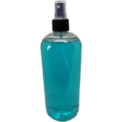 The 500ml Spray Liquid Hand Sanitiser is a waterless alcohol basid liquid hand sanitiser in a plastic bottle with spray nozzle
