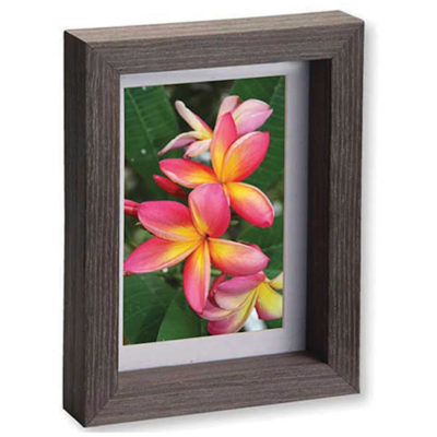 The Wooden Slip Frame Large is made from wood that will fit a perfect family photo.