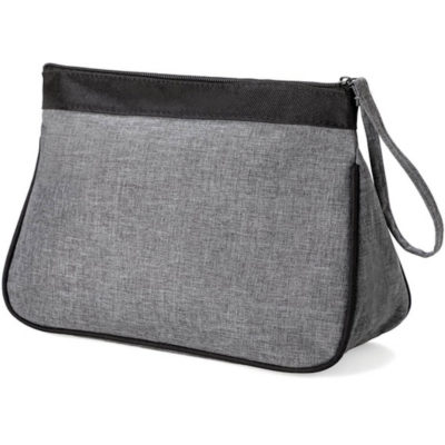The Forever Vanity Bag has a two tone colour design and its made from 600 denier material. A single zip main compartment and an loop to carry it around