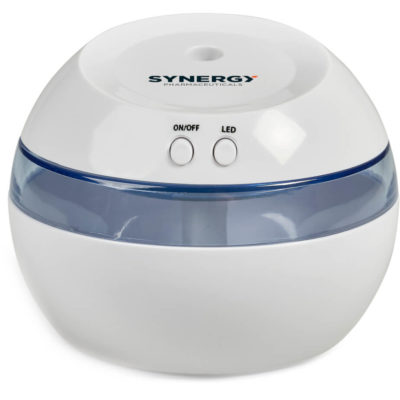The Misty Meadows Humidifier is a round ABs plastic humidifier with an ON/OFF button and LED light colour changer button in the front. Works via USB port, 30ml/hour humidifyer rate, automatic shut off time and includes 3 filters with a 6 month life span each
